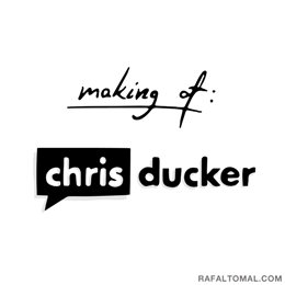 Making of: ChrisDucker.com Redesign